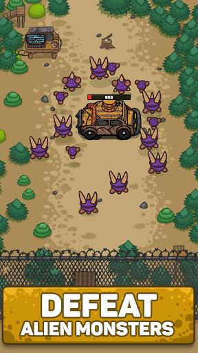 Monster Idle 7 Days Survival  screenshots 2