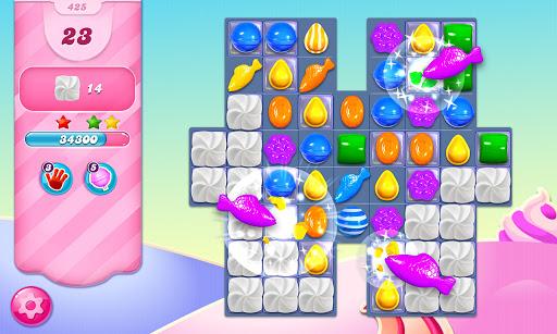 Candy Crush Saga screenshots apk mod 4