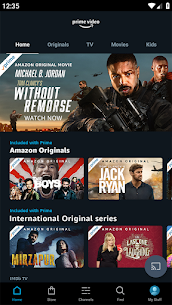 Amazon Prime Video Mod Apk (Free Subscription/Premium) Latest Version 2021 1