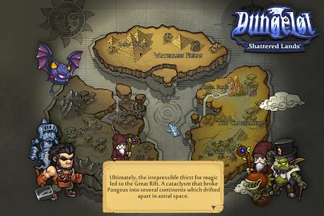 Dungelot Shattered Lands 1.373 Mod APK Download 1