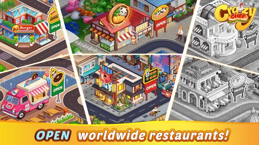 Crazy Chef: Fast Restaurant Cooking Games  screenshots 4