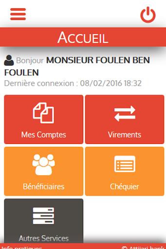 Attijari Mobile Tunisie  Paidproapk.com 2