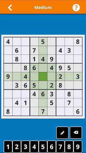 Sudoku - Free Classic Sudoku Puzzles 2.10.23 screenshots 1
