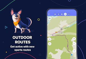 screenshot of MAPS.ME – Offline maps, travel guides & navigation