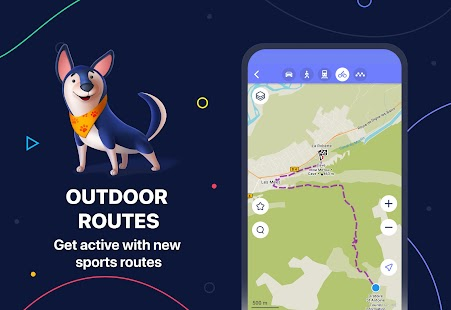 MAPS.ME – Offline maps, travel guides & navigation Screenshot
