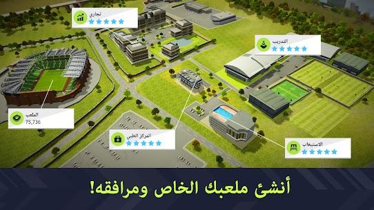 تحميل لعبة دريم ليج Dream League Soccer 2021 APK مهكرة Mod برابط مباشر 5