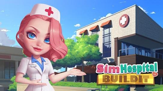 Sim Hospital Buildit MOD (Unlimited Money) 1