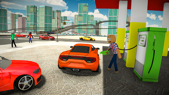 Stickman Car Wash Garage – Car Games 1.1 Android APK Mod 2