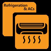 Refrigeration & ACs: HVAC