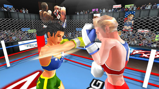 Woman Fists For Fighting WFx3 screenshots 4