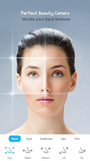 Perfect Beauty Camera-Face Makeover Editor  Screenshots 1