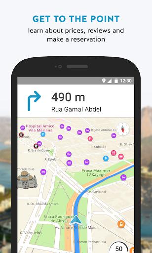 GPS Brasil u2013 Free navigation  Screenshots 1