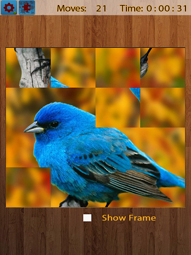 Birds Jigsaw Puzzles Game android2mod screenshots 13