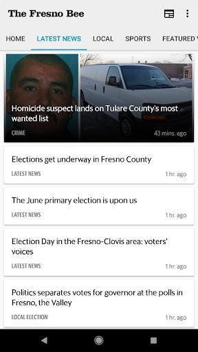Fresno Bee newspaper 7.7.0 screenshots 4