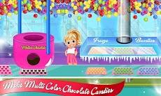 Chocolate Candy Factory -Dessert Bar Baking Gameのおすすめ画像2