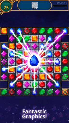 Jewels Magic: Mystery Match3 21.0126.00 screenshots 2