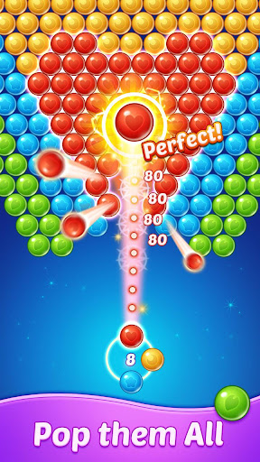 Bubble Shooter Pop - Blast Bubble Star  screenshots 5