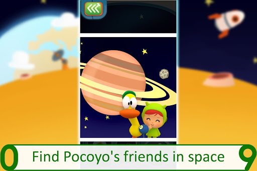 Pocoyo 1, 2, 3 Space Adventure: Discover the Stars  screenshots 6
