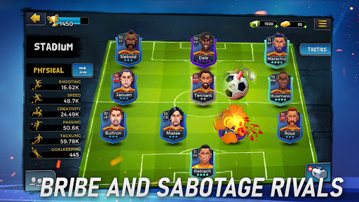 Underworld Football Manager 2 (2021) Apkfinish screenshots 1