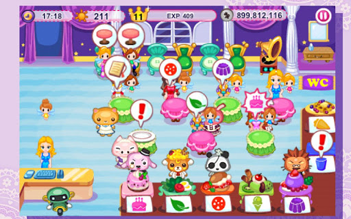 Cinderella Cafe  Screenshots 8