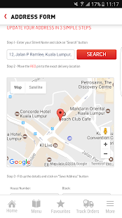 McDelivery Malaysia 3.2.12 (MY43) Screenshots 2