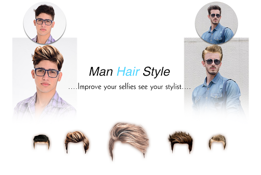 Download Man Hairstyle Photo Editor On Pc Mac With Appkiwi Apk Downloader
