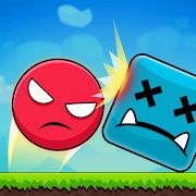 Red Ball & Stick Hero MOD APK