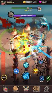 Idle Hero Battle - Dungeon Master 1.0.5 screenshots 7