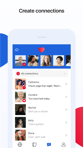 Chat & Date: Dating Made Simple to Meet New People apktram screenshots 4