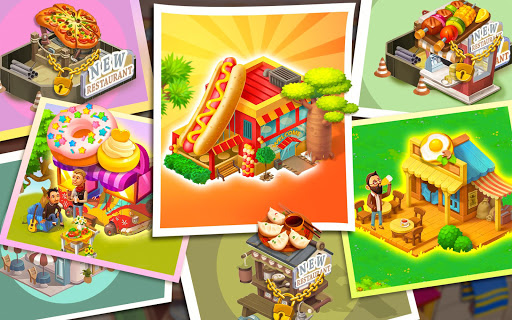 Restaurant Craze: New Free Cooking Games Madness screenshots 20