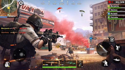 Bullet Strike - FPS Offline Encounter Shooting 3D 1.0.46 screenshots 5