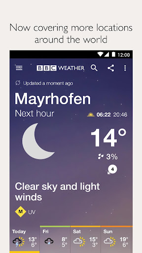 BBC Weather  Screenshots 2