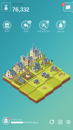 Age of 2048u2122: Civilization City Merge Games  screenshots 3
