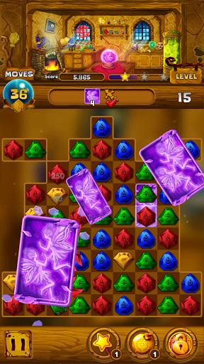 Secret Magic Story: Jewel Match 3 Puzzle android2mod screenshots 5