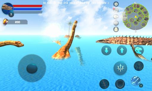 Plesiosaurus Simulator apklade screenshots 1