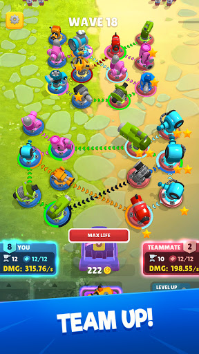 Auto Defense - Play this Epic Real Castle Battler  screenshots 3