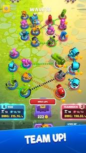 Auto Defense – Play this Epic Real Castle Battler Mod Apk 1.1.2.0 (Unlimited Gems/Money) 3