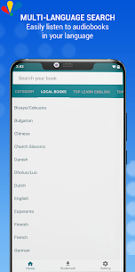 LibriVox AudioBooks Mod Apk: Listen free audio books (Pro Unlocked) 8