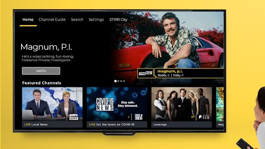 STIRR | The new free TV – Android APK [Unlocked] 1