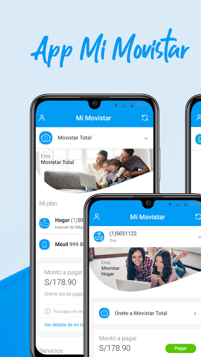Mi Movistar Perú  screenshots 1