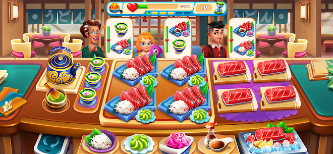 Cooking Love Premium – cooking game madness fever 2