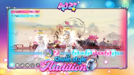 Au 2 Mod Apk- Chuẩn Audition Mobile (Auto Dances/Move Speed Multiplier) 2
