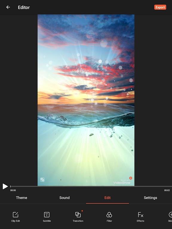VideoShow Video Editor, Video Maker, Photo Editor  poster 12