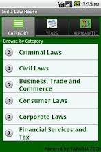 India Law House screenshot thumbnail