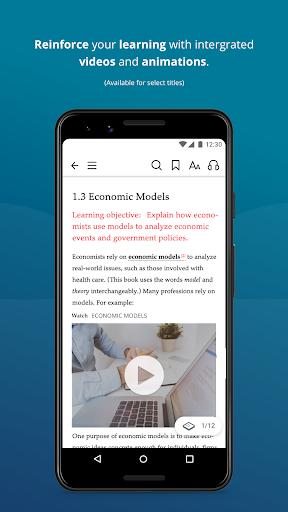 Pearson eText modavailable screenshots 2
