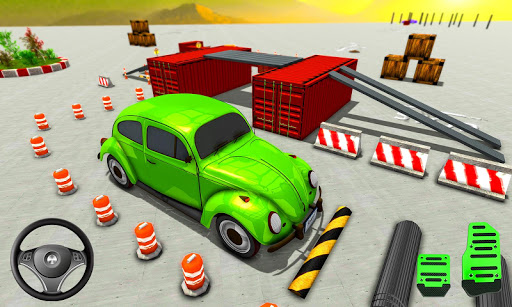 Classic Car Games 2021: Car Parking 1.0.18 Screenshots 5
