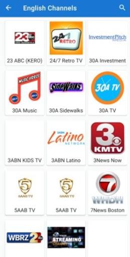 Foto do Skybox TV - Watch Free TV Channels Worldwide