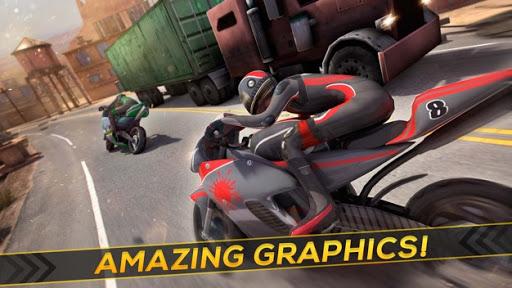 Moto Racing Rider apktreat screenshots 2