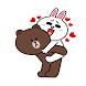 Sticker WA Brown and Cony Terbaru forWAStickerApps - Androidアプリ