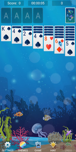 Solitaire Card Games Free 1.0 screenshots 4
